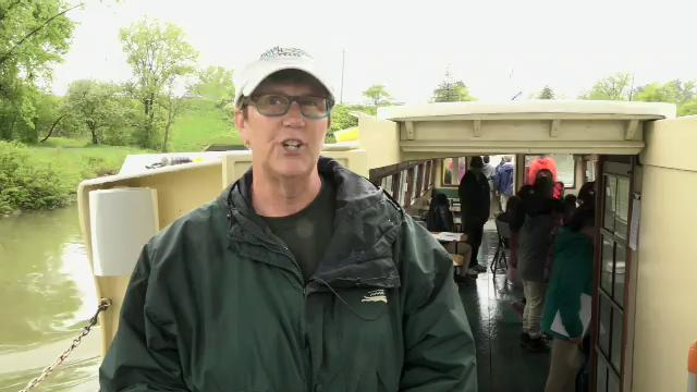 Science on the Erie Canal