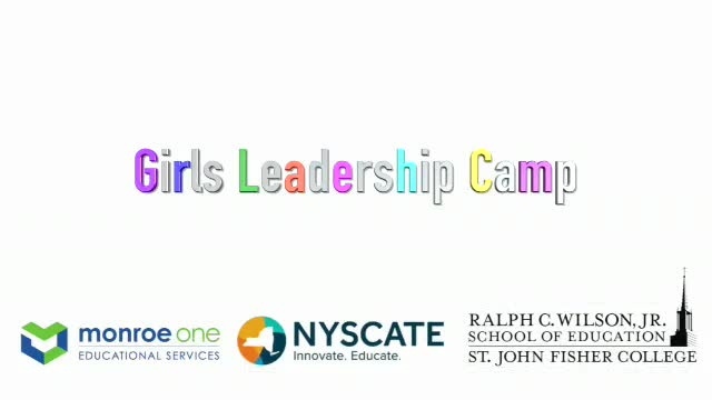 2019 Girl's Leadership Camp