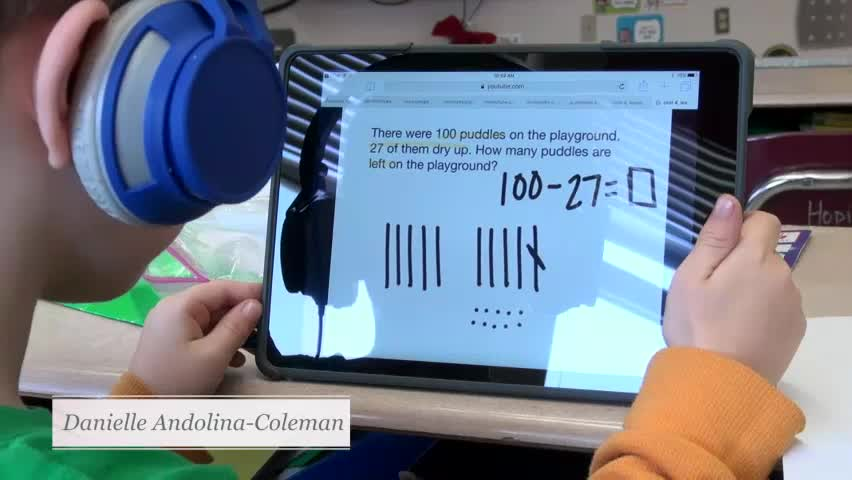 Effective Practice: Math in the ER Classrooms
