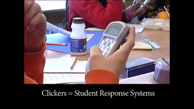 Effective Practice-Student Response Systems