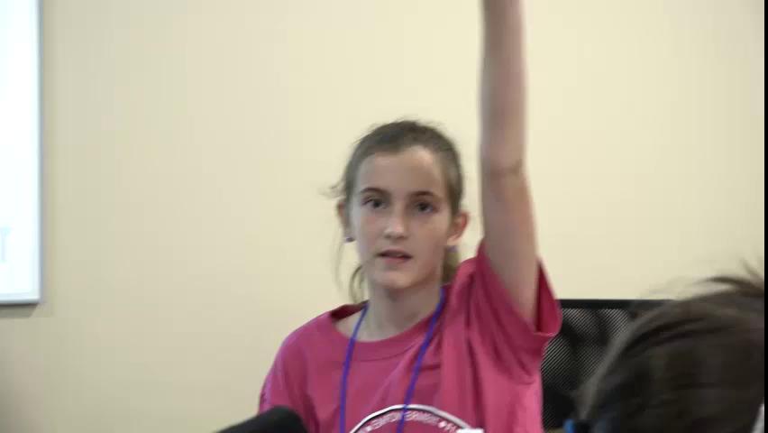 Girl's Technology Camp-2017